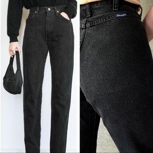 Wrangler Tall Jeans Vintage High Rise High Waisted